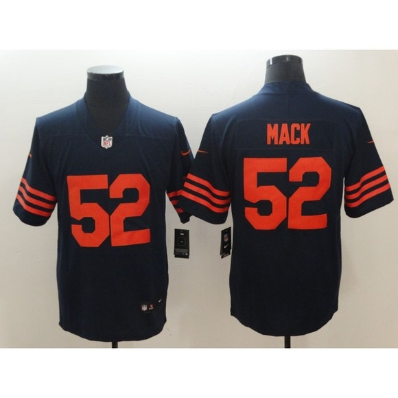 reputable site e4c84 07c70 Chicago Bears Khalil Mack Jersey (3)